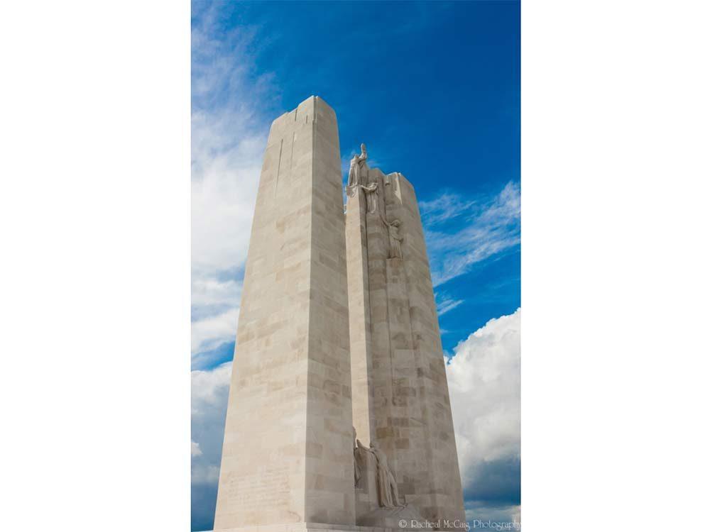 Canadian Vimy War Memorial
