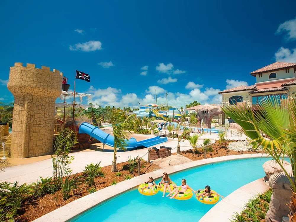 The 5 best waterpark resorts in the world for Best beach resorts in the world