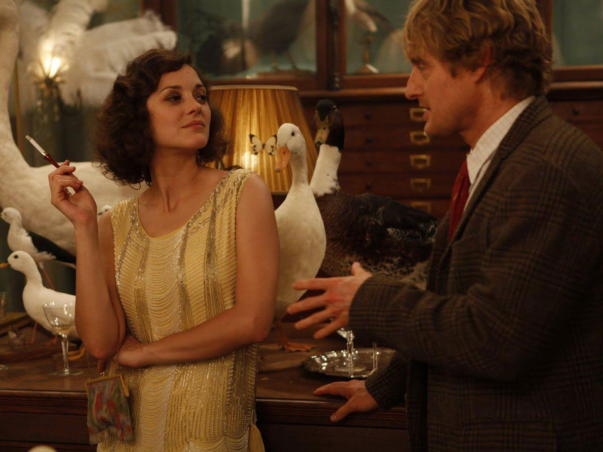 Time travel movies - Midnight in Paris