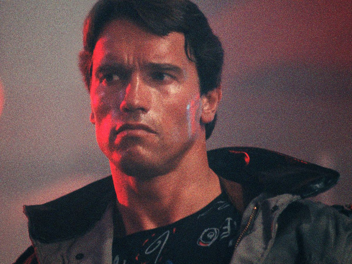 Time travel movies - The Terminator
