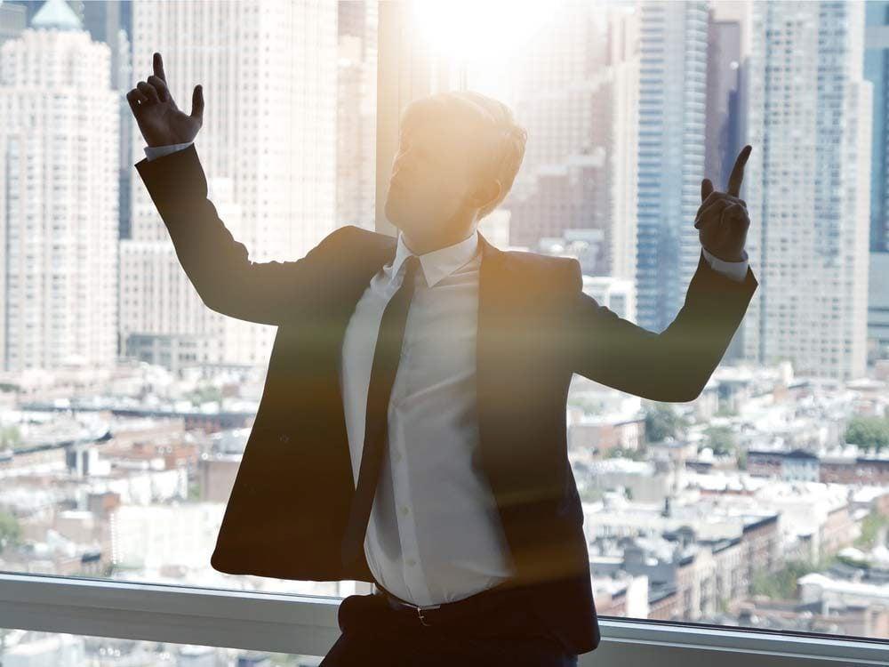 Use these body language tricks to land a job
