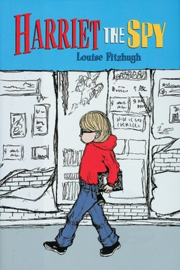 Cover of Harriet the Spy book
