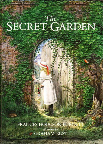 Cover of The Secret Garden