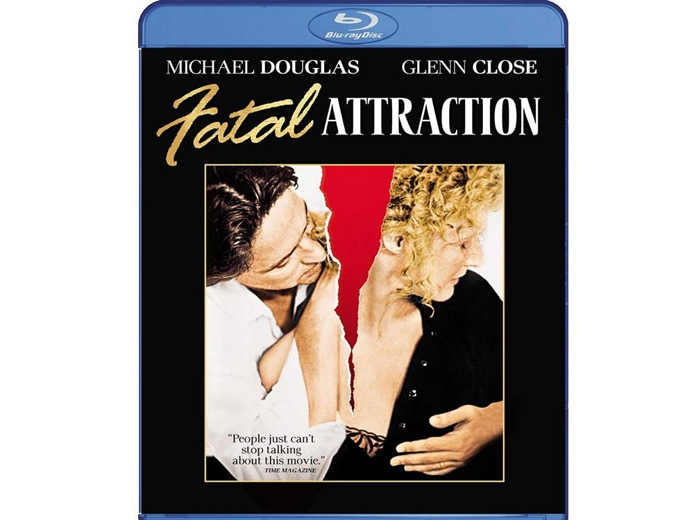 Fatal Attraction blu ray cover