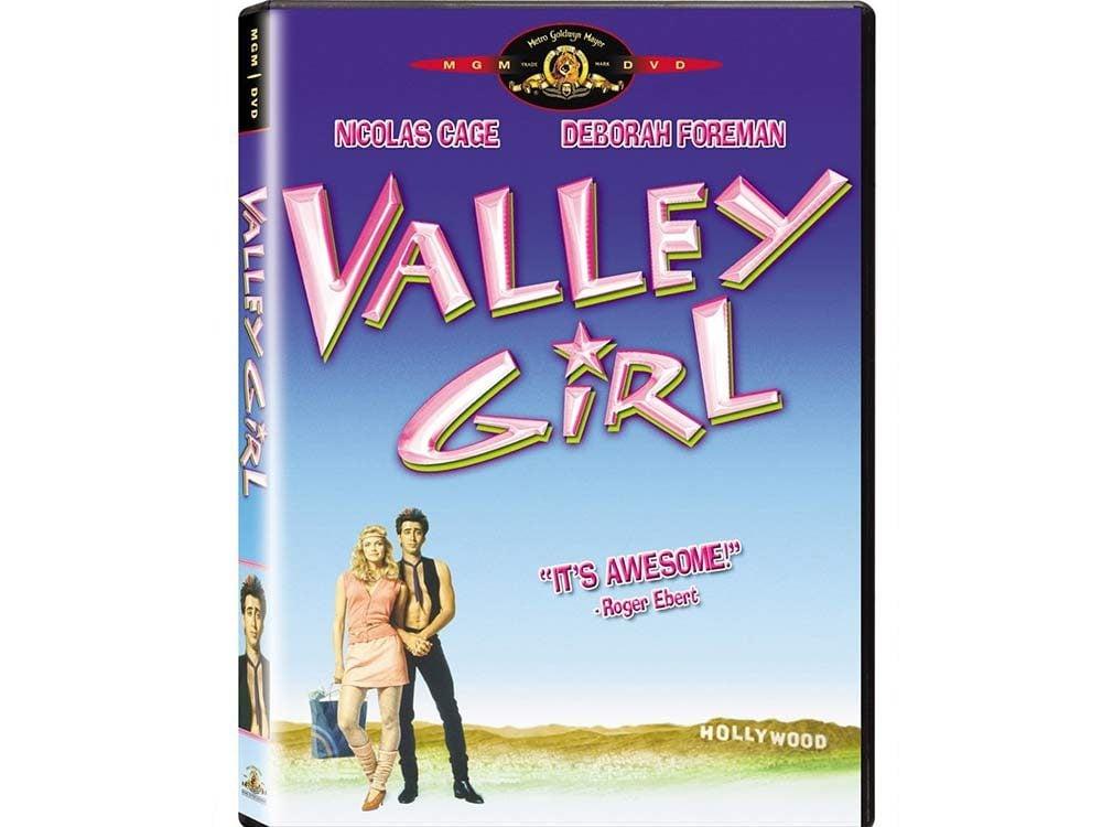 Valley Girl DVD cover