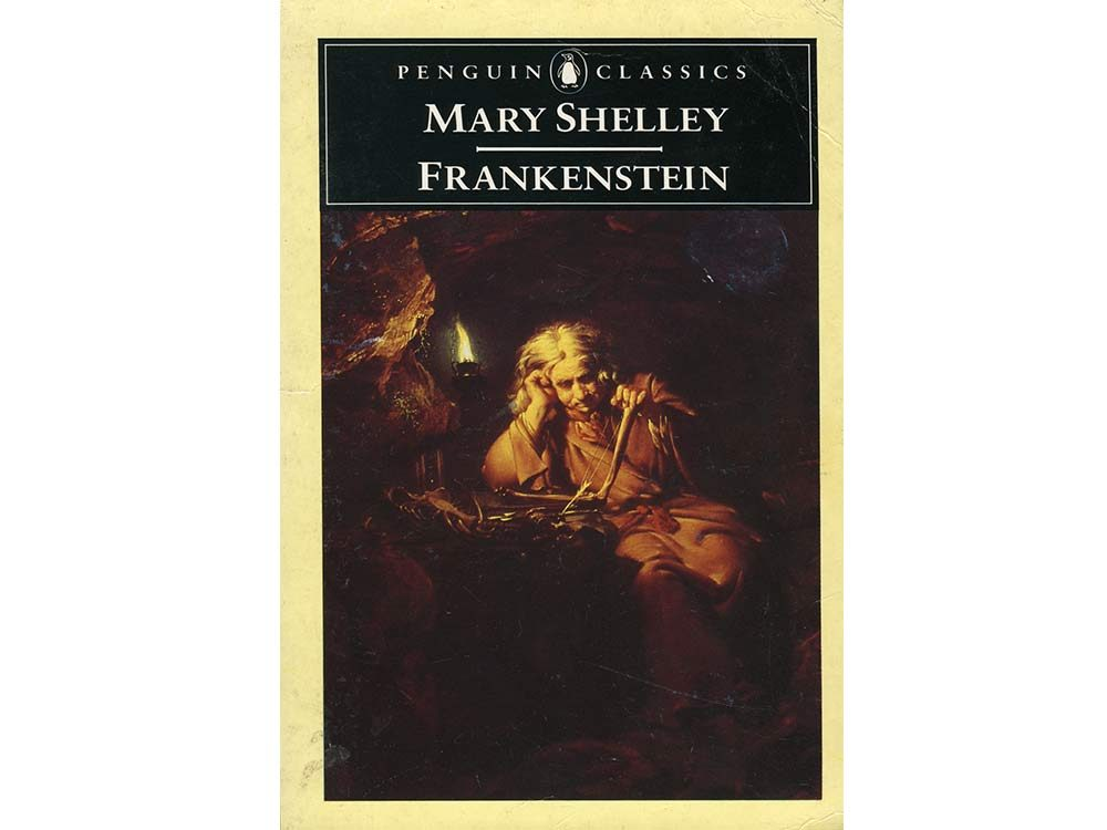 book report of frankenstein by mary shelley Buy a cheap copy of frankenstein or, the modern prometheus book by mary wollstonecraft shelley few creatures of horror have seized readers' imaginations and held them for so long as the anguished monster of shelley's frankenstein.