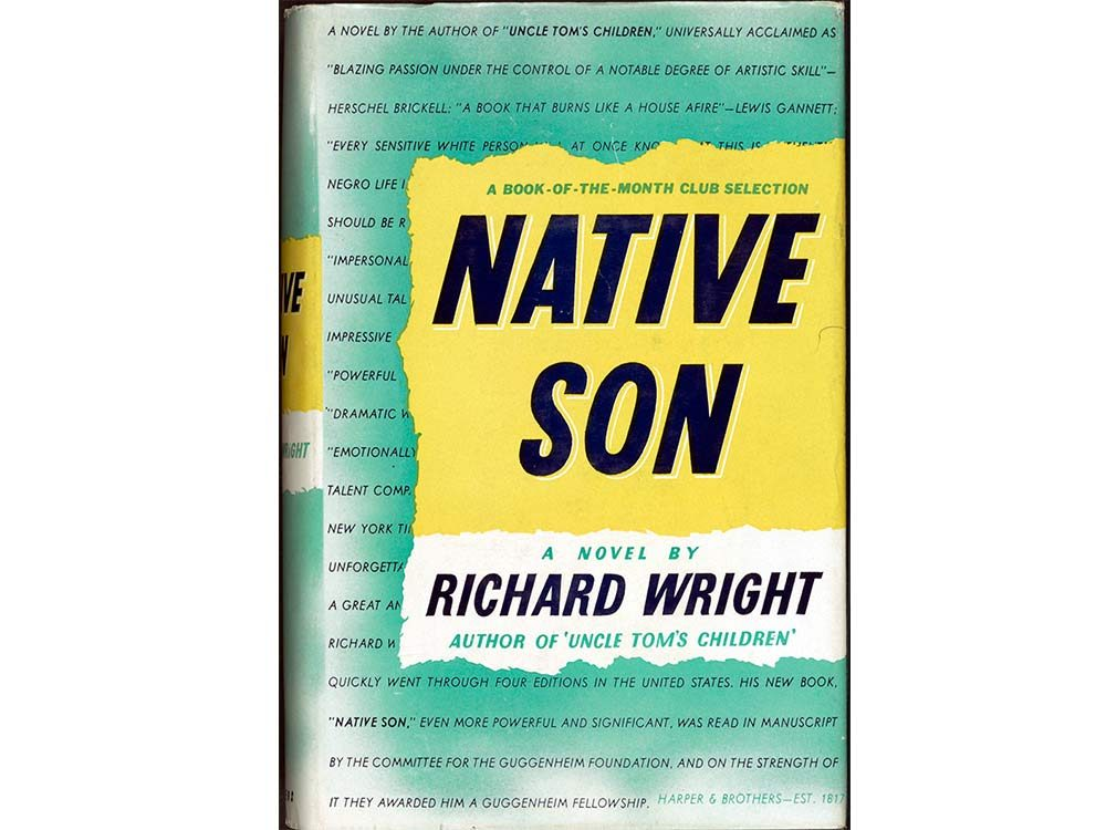 comparison of richard wright s novels black In black boy (1945) richard wright reports that he published his first story wright's black protagonists attain varying degrees of richard, richard wright:.