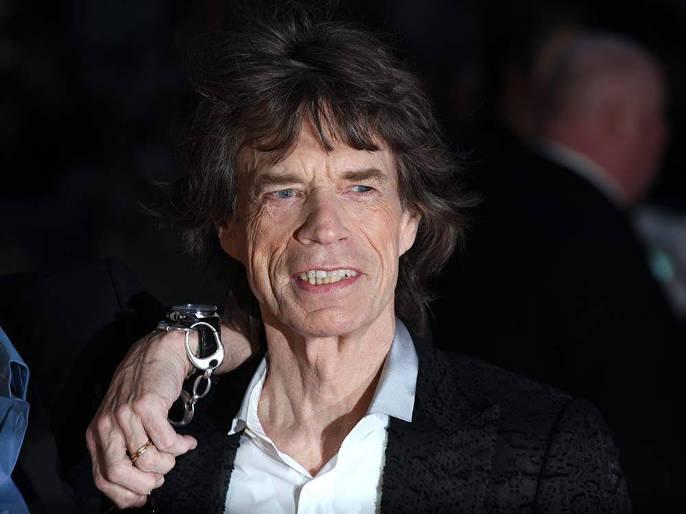 Mick Jagger delivers one of the funniest quotes of all time