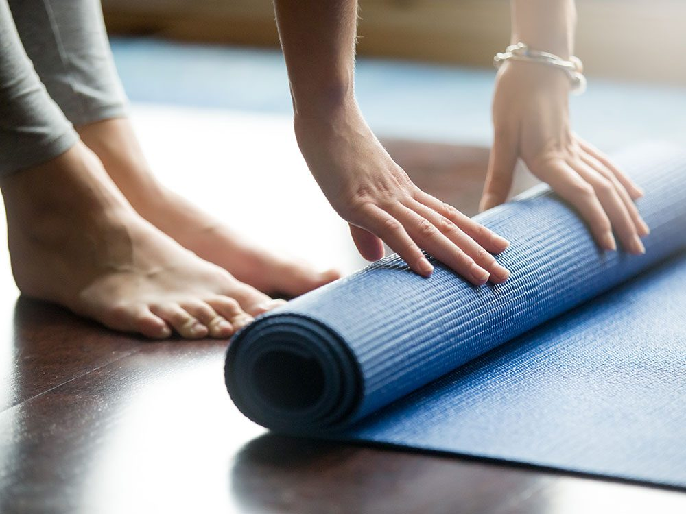 Yoga is safe, but don't overdo it