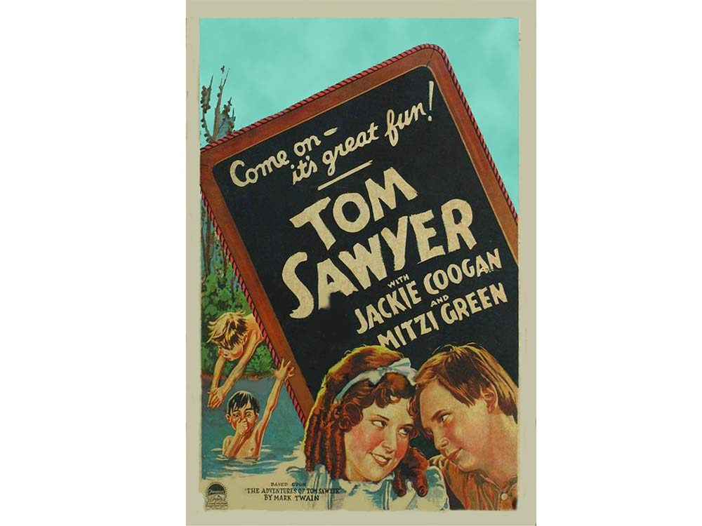 Tom Sawyer was the highest-grossing movie of 1930