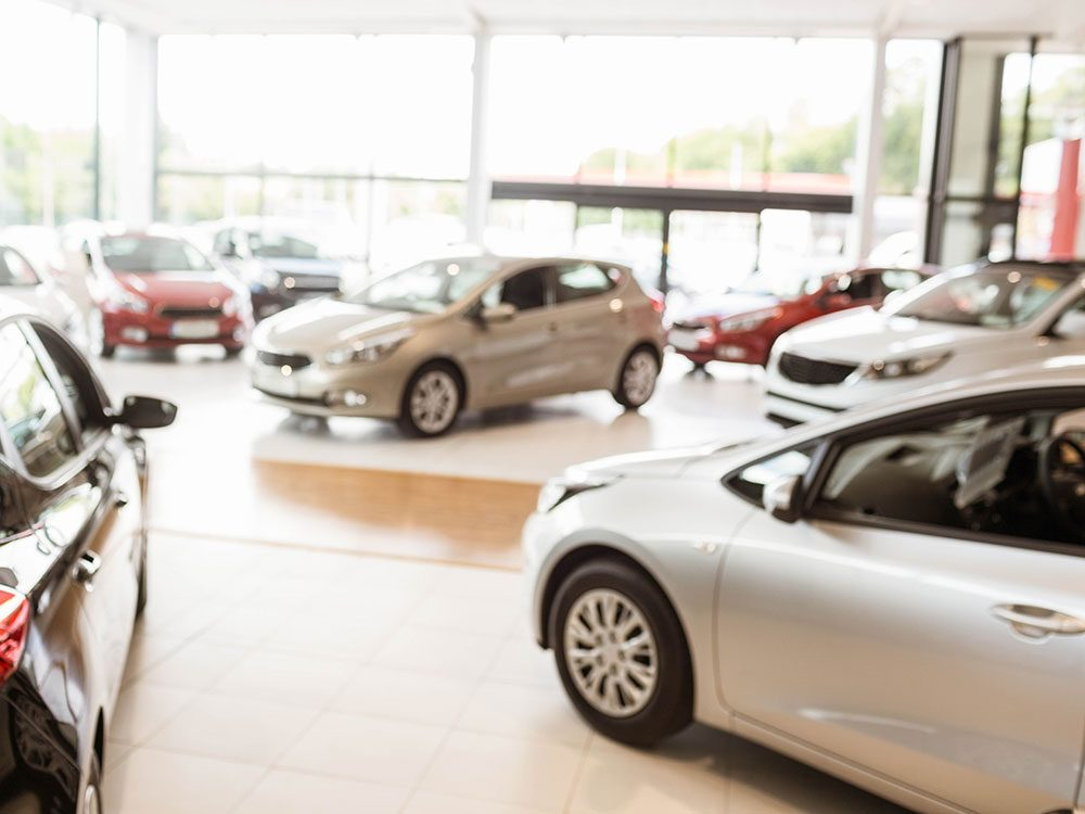 How do car dealerships make money?