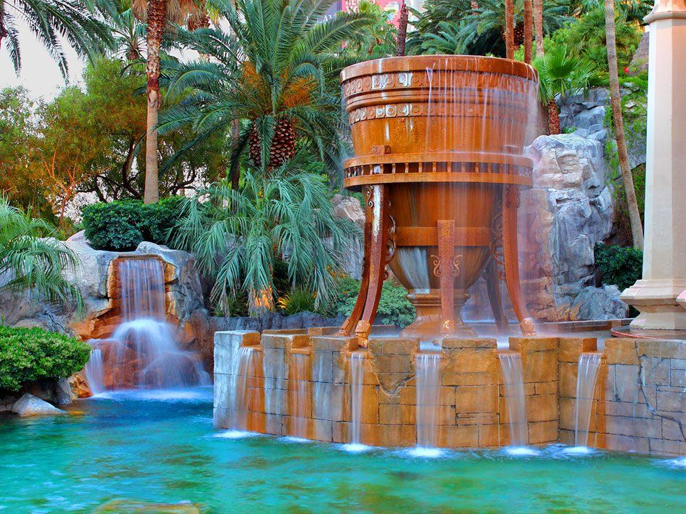 Mandalay Bay Resort pool, Las Vegas