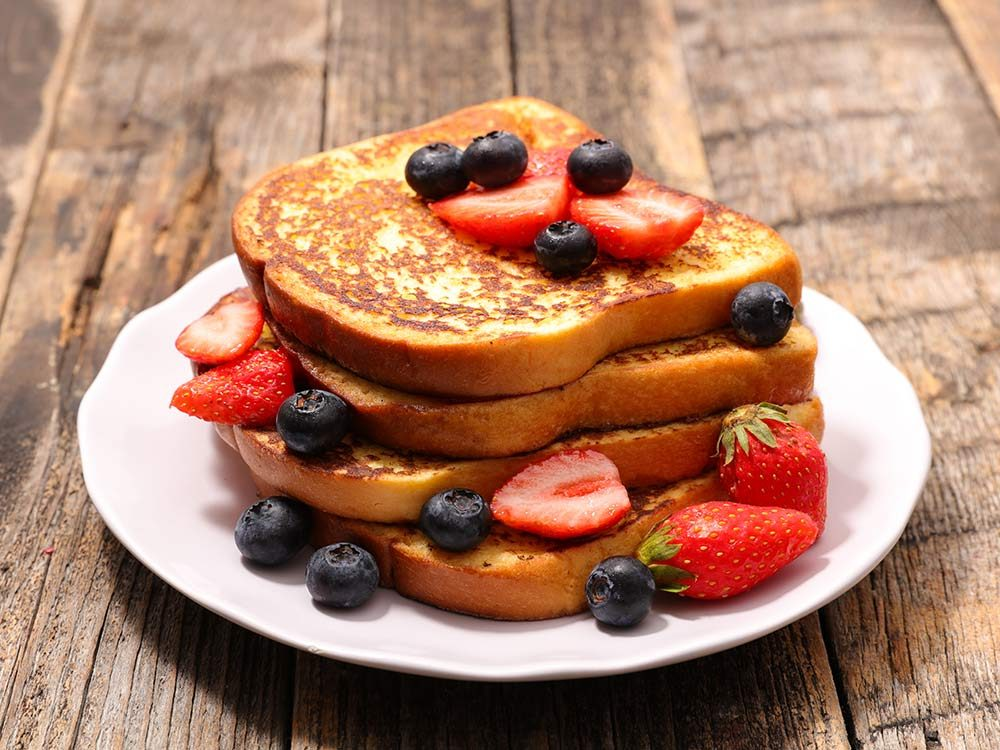 Marc Murphy's 4 Tips to Making the Perfect French Toast
