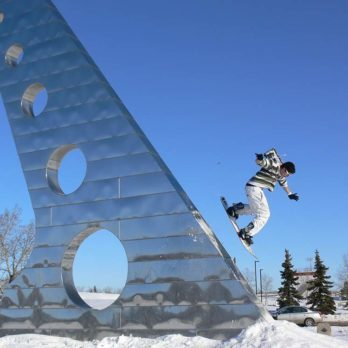 Winter Fun: A Heartwarming Gallery of Canadians Enjoying the Great Outdoors