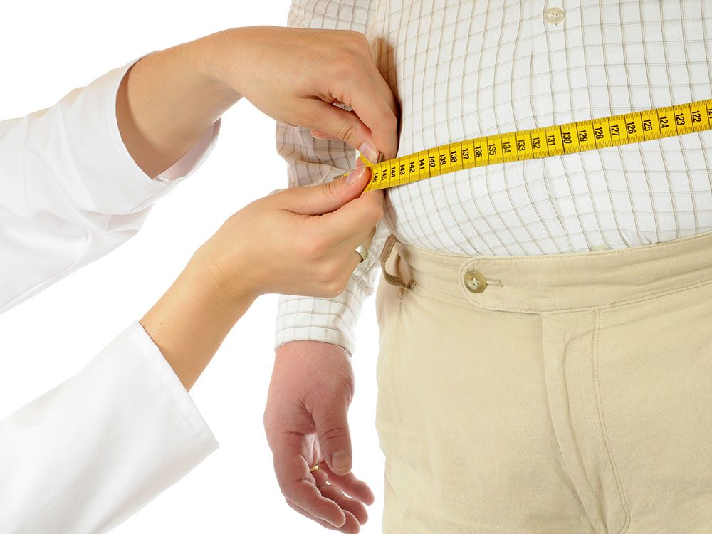 Who's at risk for metabolic syndrome?