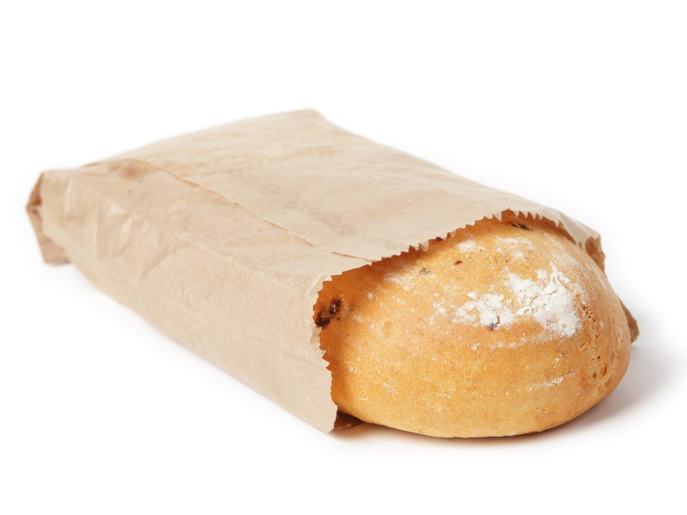 bread-in-paper-bags-gets-stale