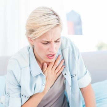 Shortness of breath can be a heart attack symptom