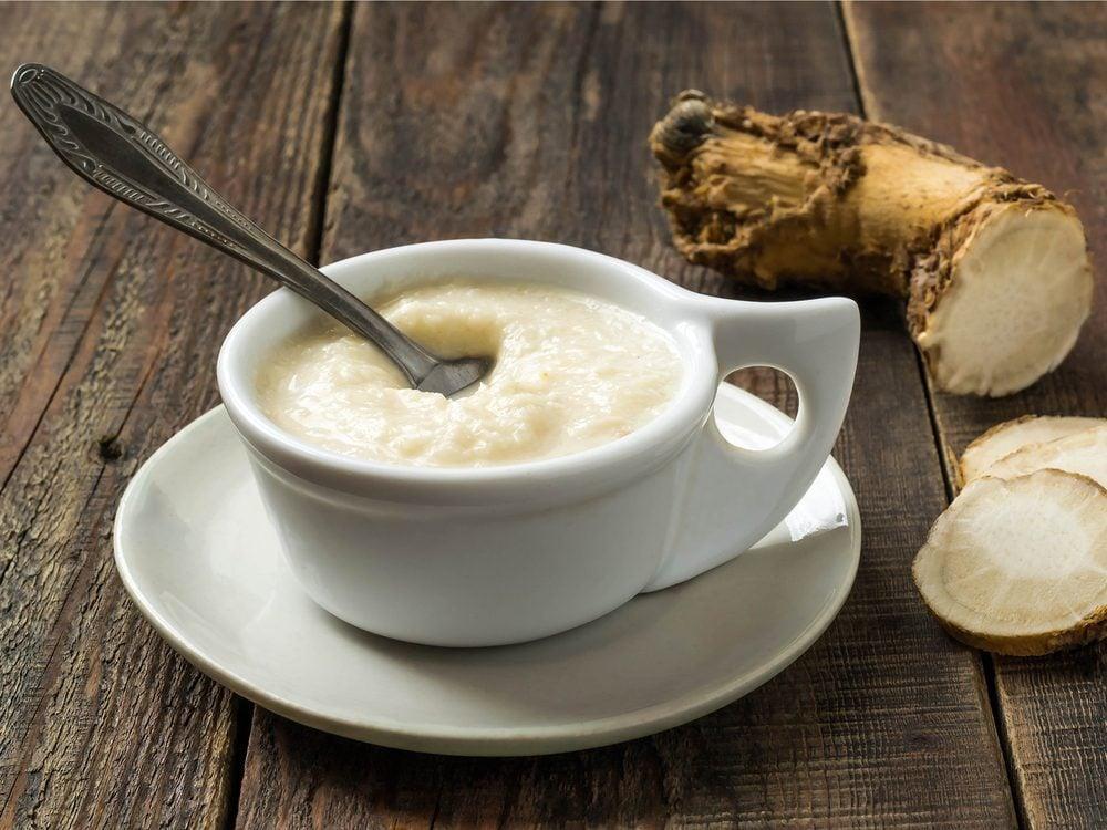 eat-horseradish