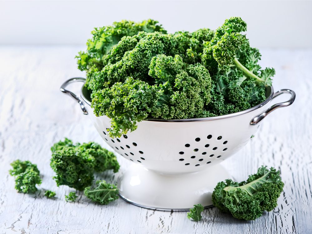 kale-antioxidants