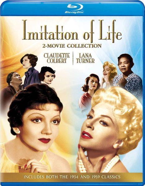 Imitation of Life blu ray cover