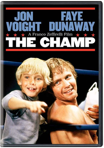 The Champ DVD cover