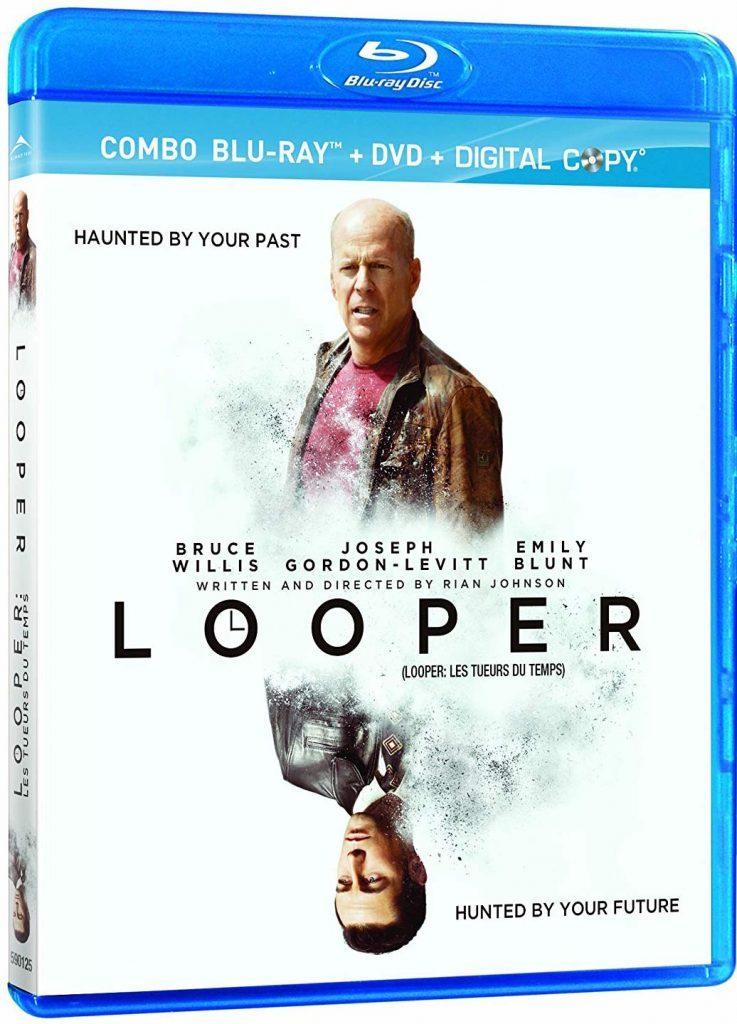 Looper blu ray cover