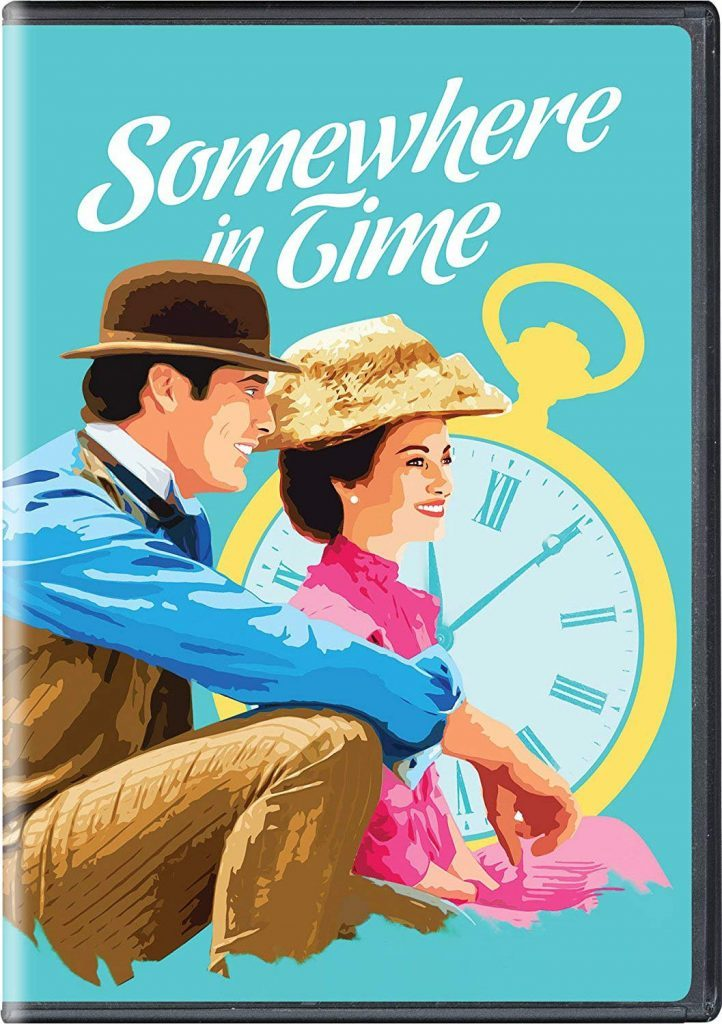 Somewhere in Time DVD cover