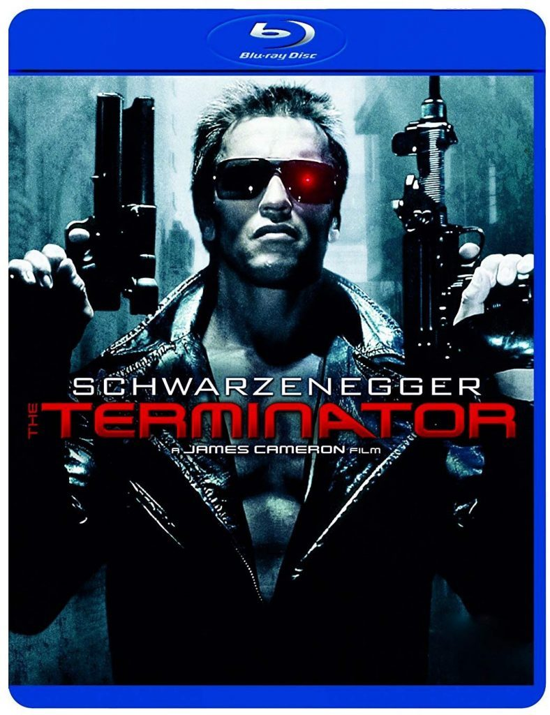 The Terminator is one of the most famous time travel movies