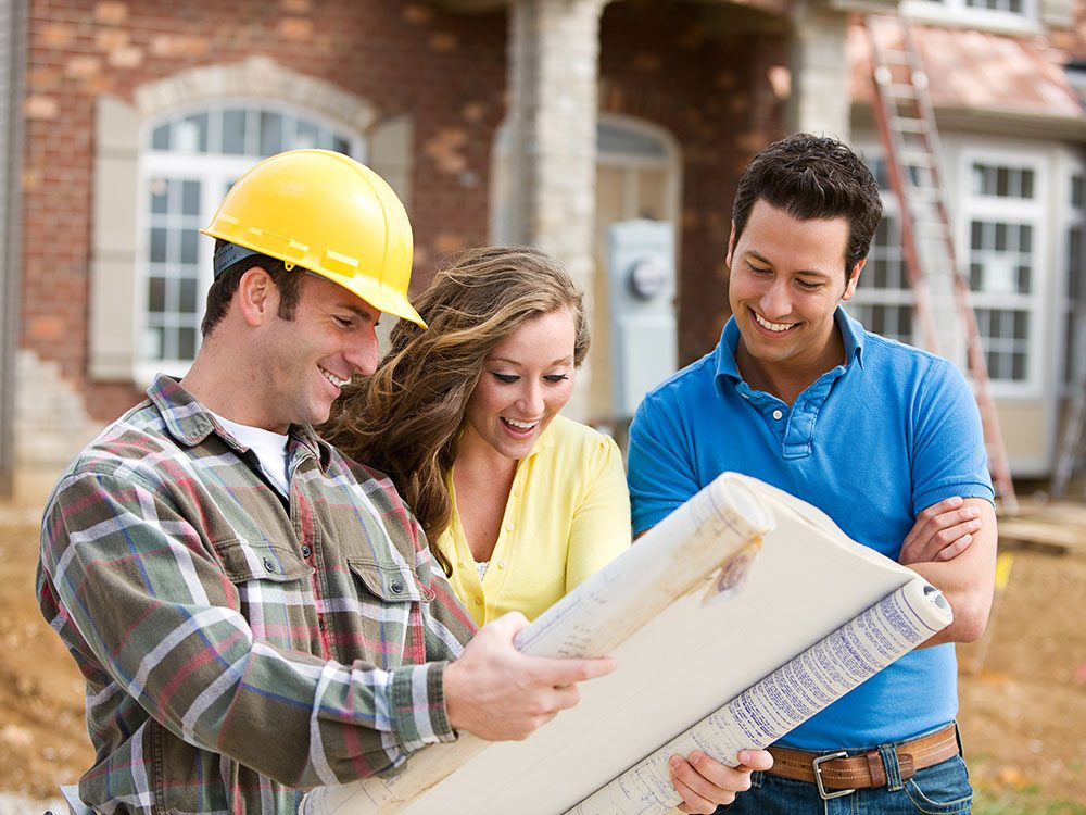 Tips from Canadian contractors