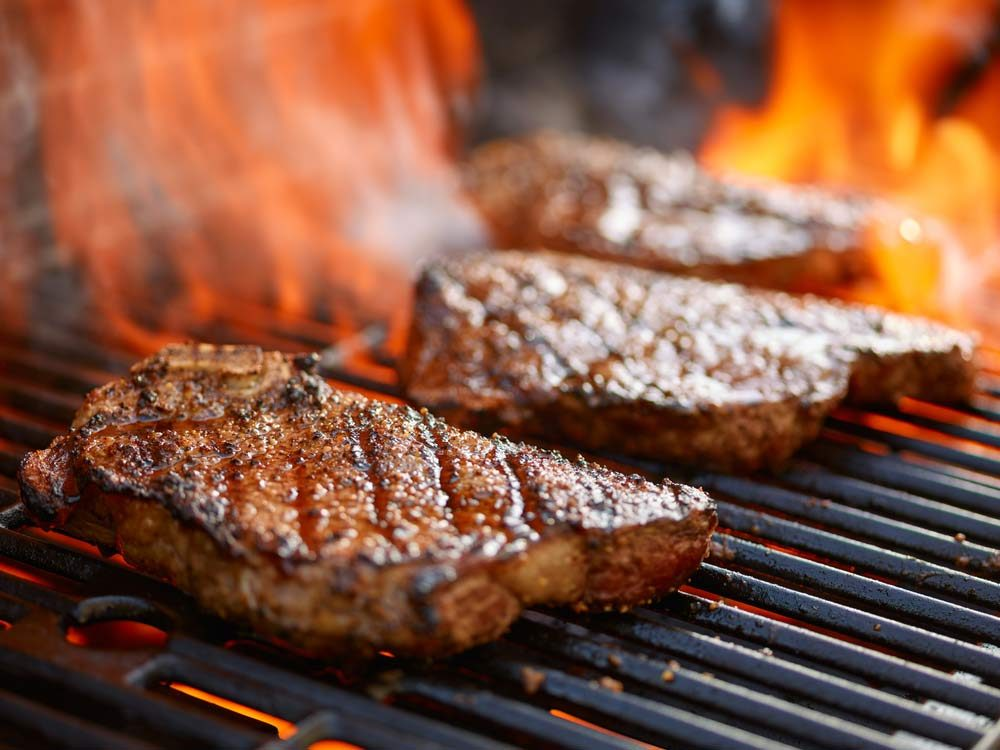 Use coconut oil to fire up the grill