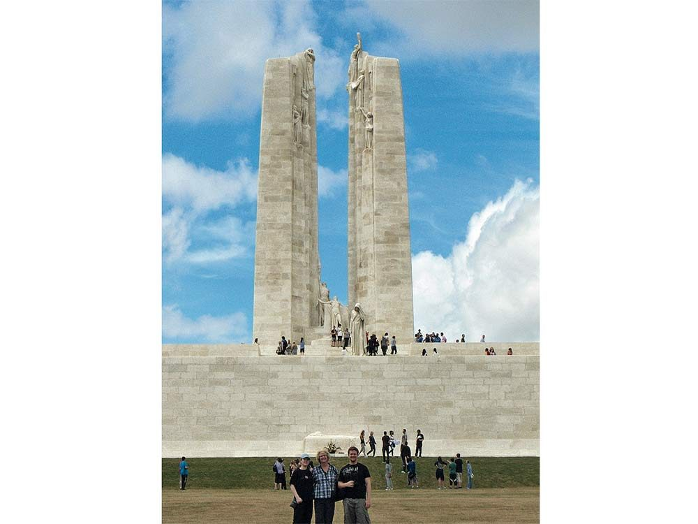 Vimy Ridge National Historic Site of Canada