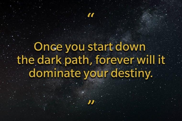 Star Wars quotes - Yoda wisdom