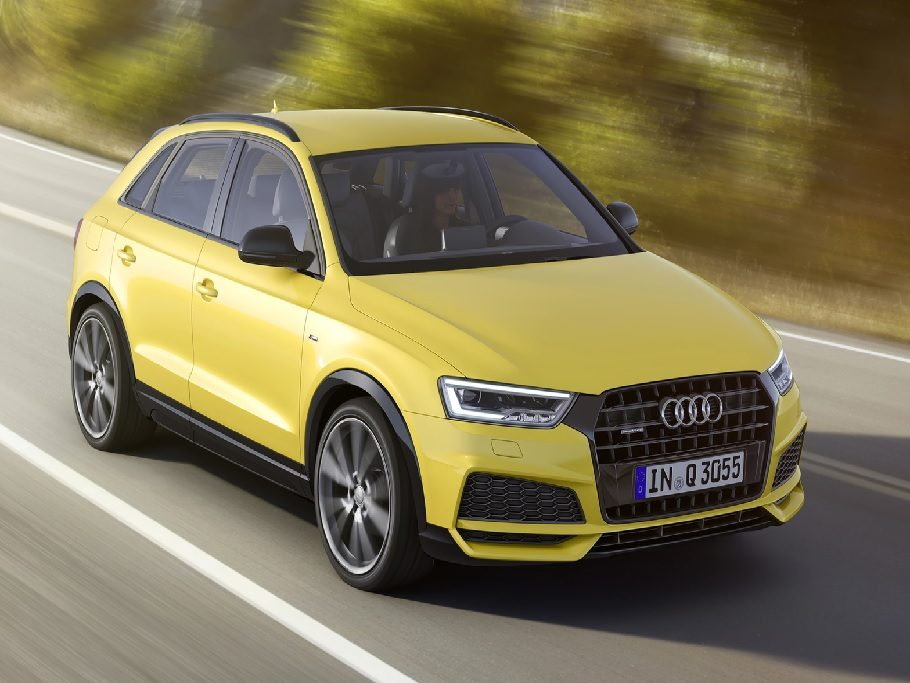 2017 Audi Q3 Tiptronic