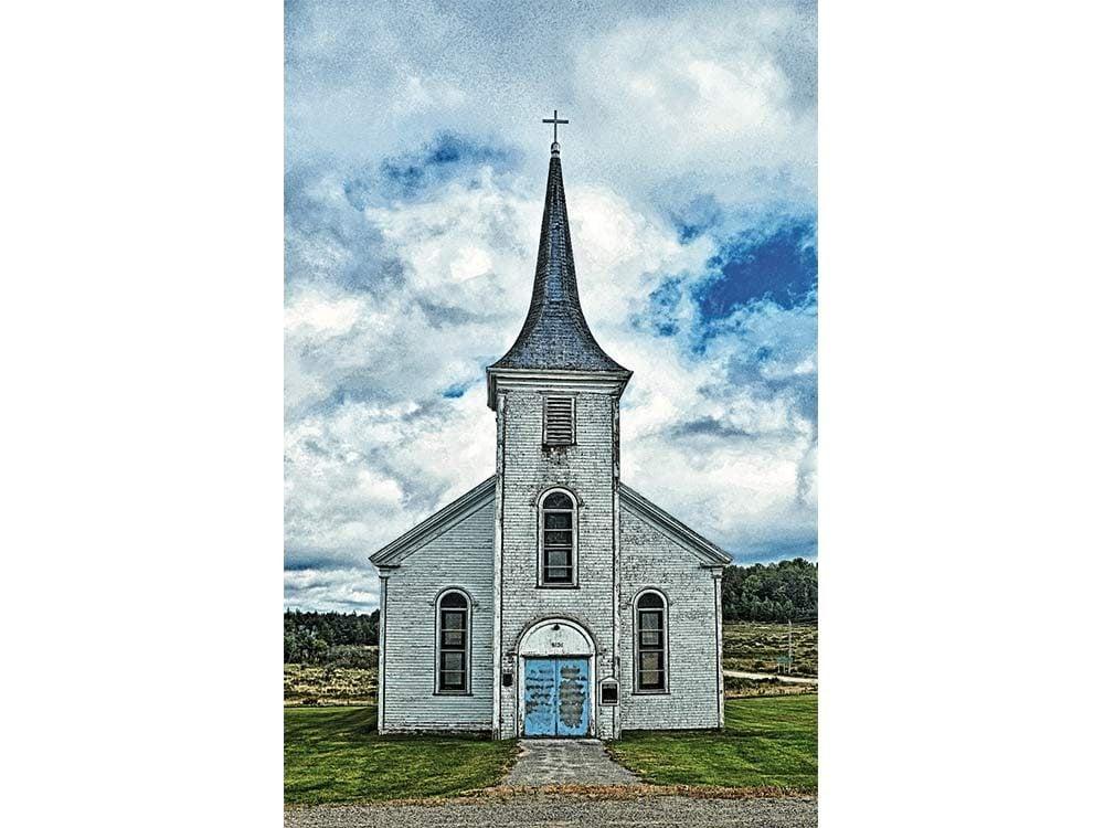 St. Jean Baptiste Church in Nova Scotia