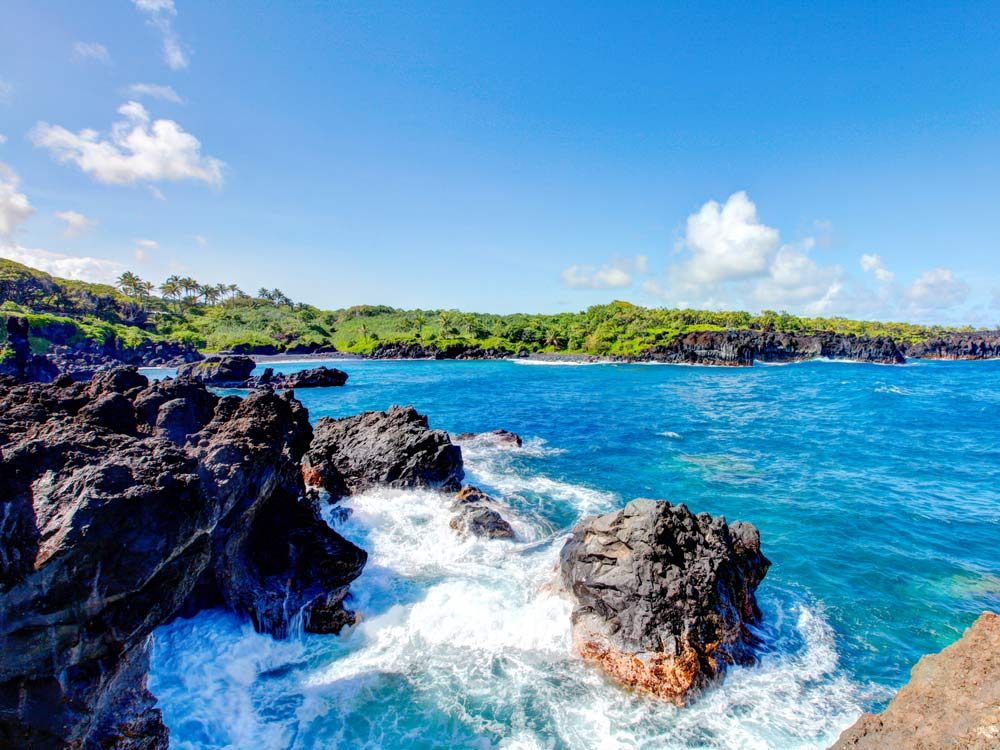 Maui, Hawaii beach