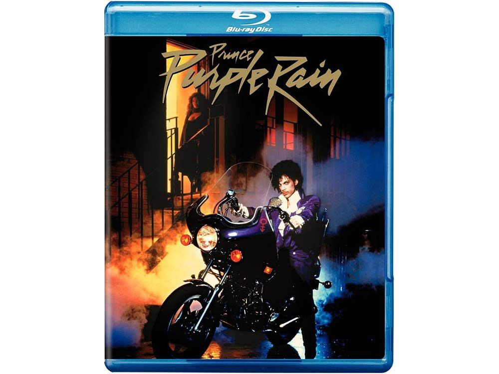 Purple Rain blu-ray cover