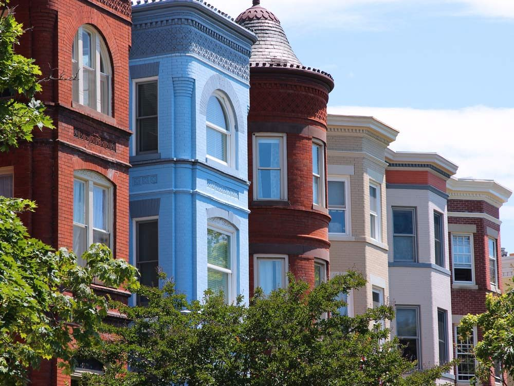 Houses in Washington, D.C.