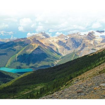 Our Travels: Finding Fossils in the Burgess Shale