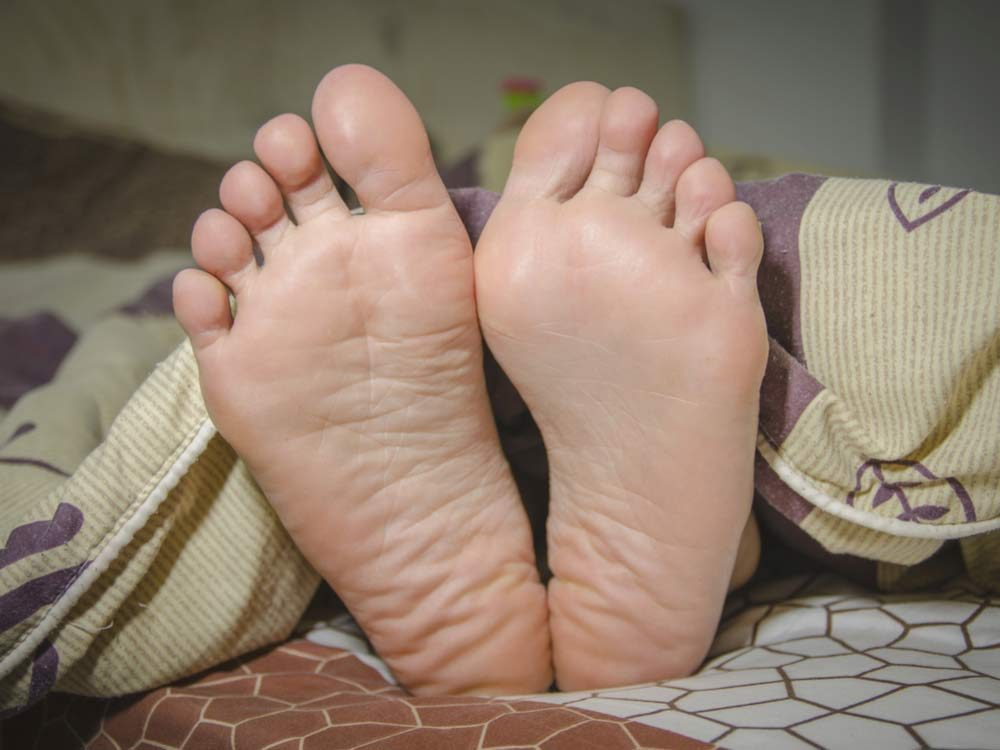 Toenail fungus facts