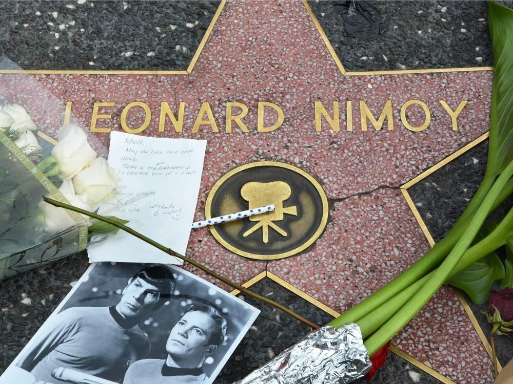 Leonard Nimoy tribute