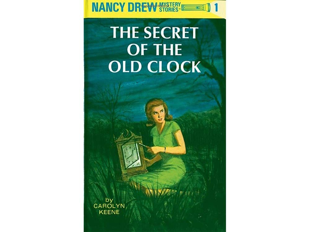Nancy Drew book series