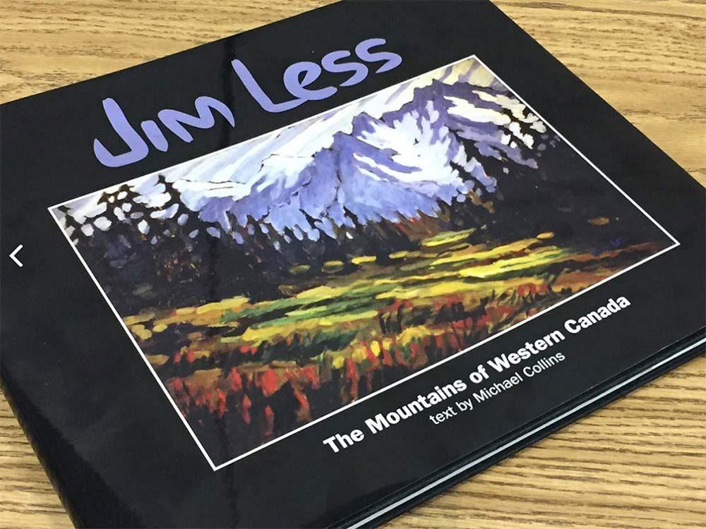 Jim Less book