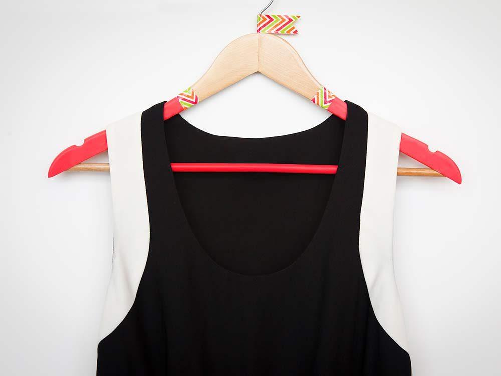 Red hanger fixes
