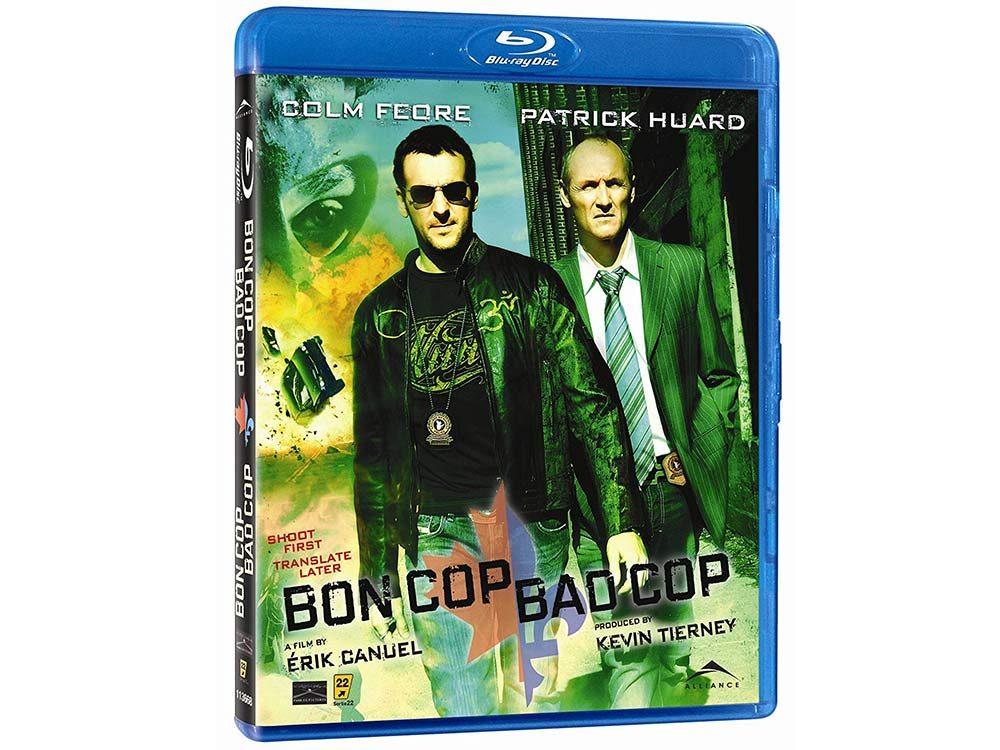 Bon Cop, Bad Cop blu-ray cover