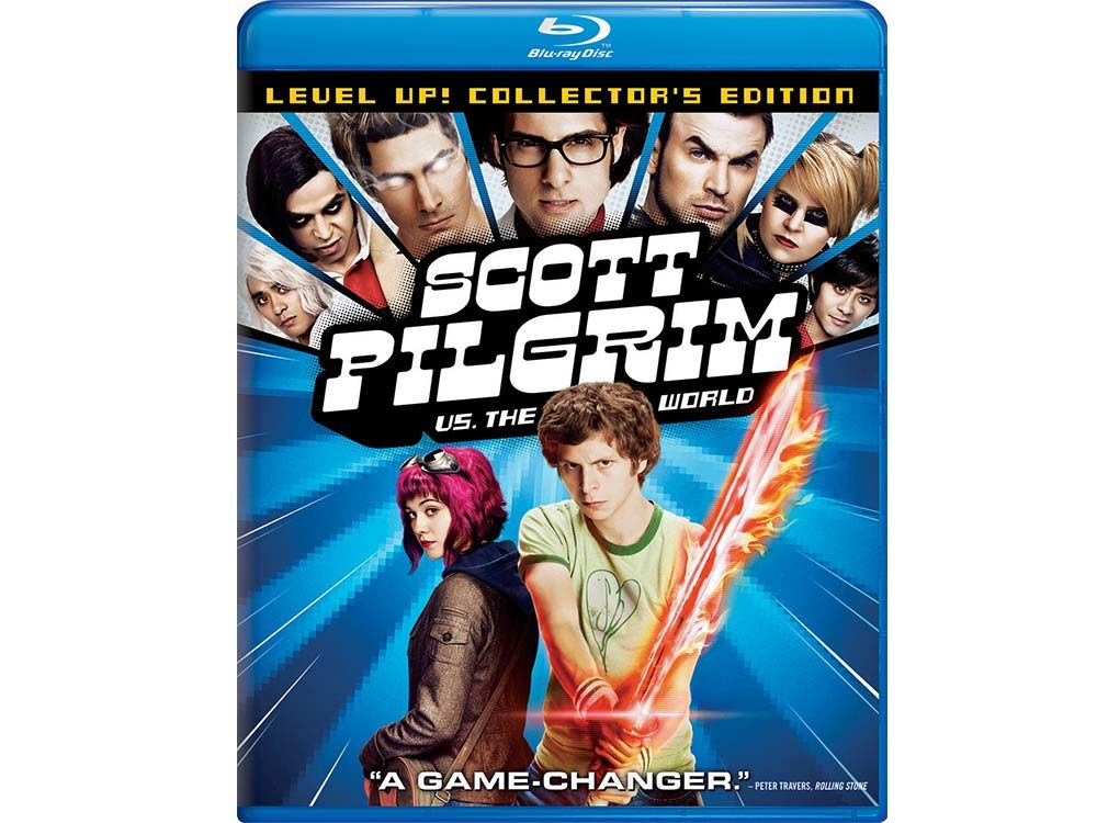 Scott Pilgrim vs. the World is one of the most famous movies set in canada