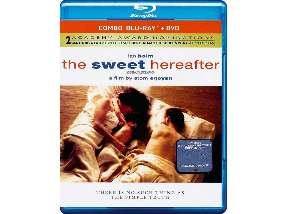 The Sweet Hereafter blu-ray cover