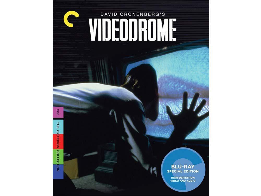 Videodrome blu-ray cover