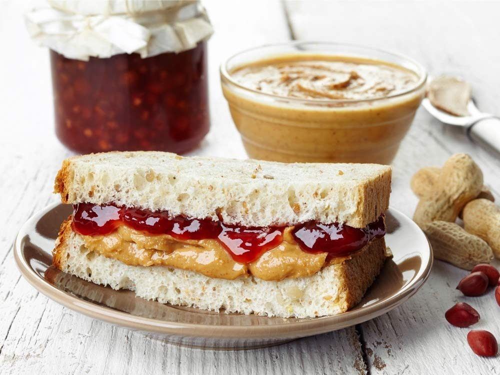 The Surprising History Of The Peanut Butter And Jelly Sandwich