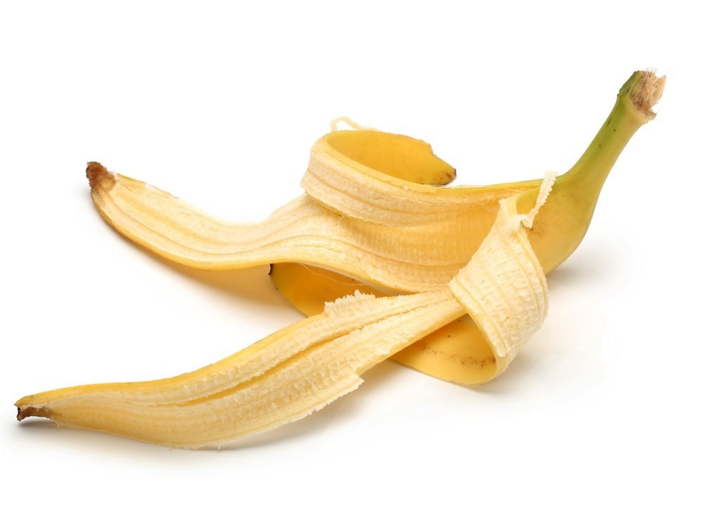 Banana peel is a poison ivy home remedy you'll be grateful to know