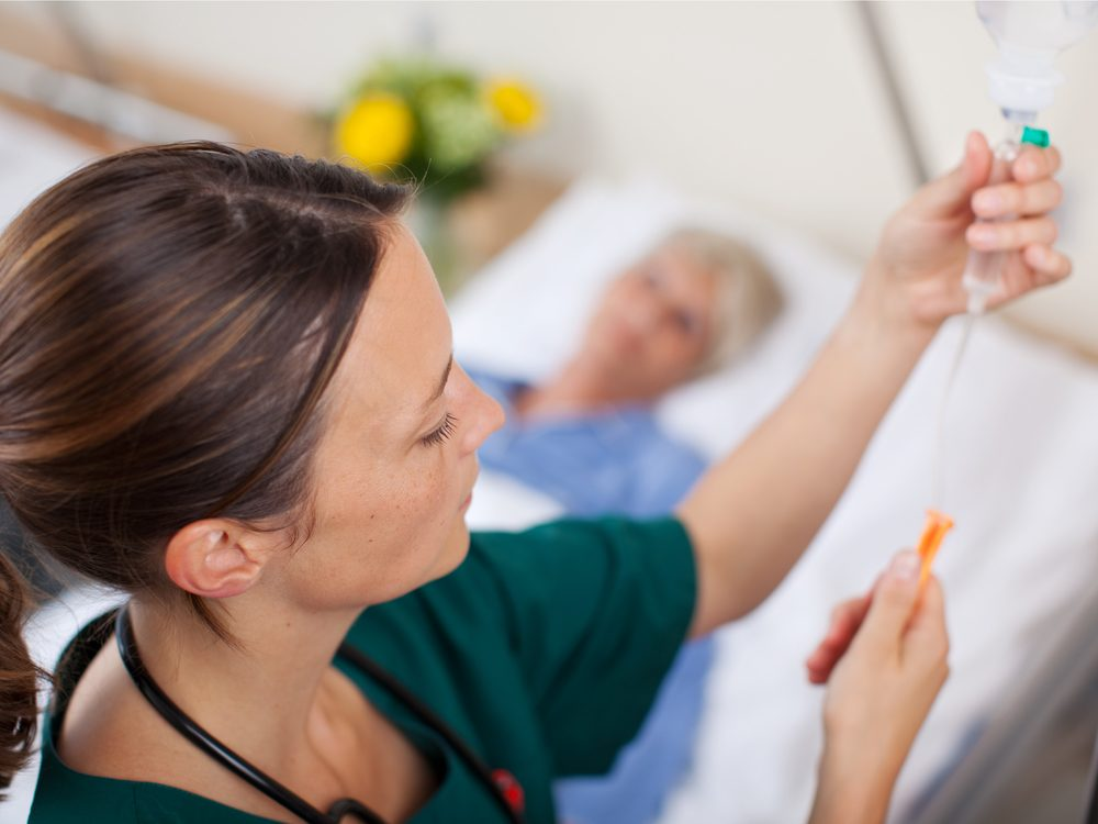 Avoiding distraction for your nurse is a secret hospitals don't want to tell you